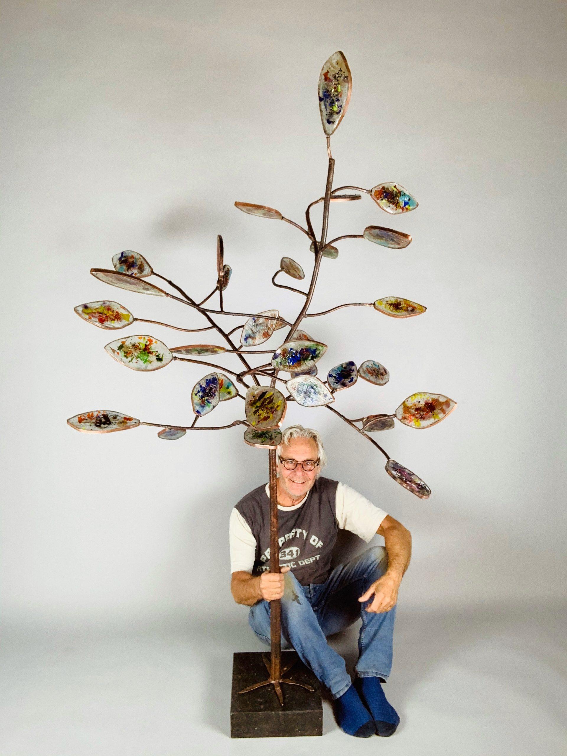 Tree of life 2,05 hoog x1,45x1,35 SJAAK SMETSERS 3