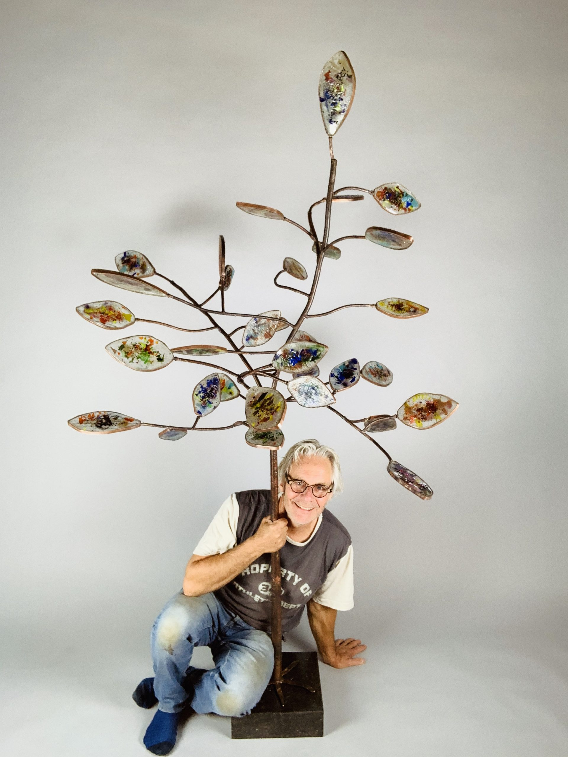 Tree of life 2,05 hoog x1,45x1,35 SJAAK SMETSERS 4