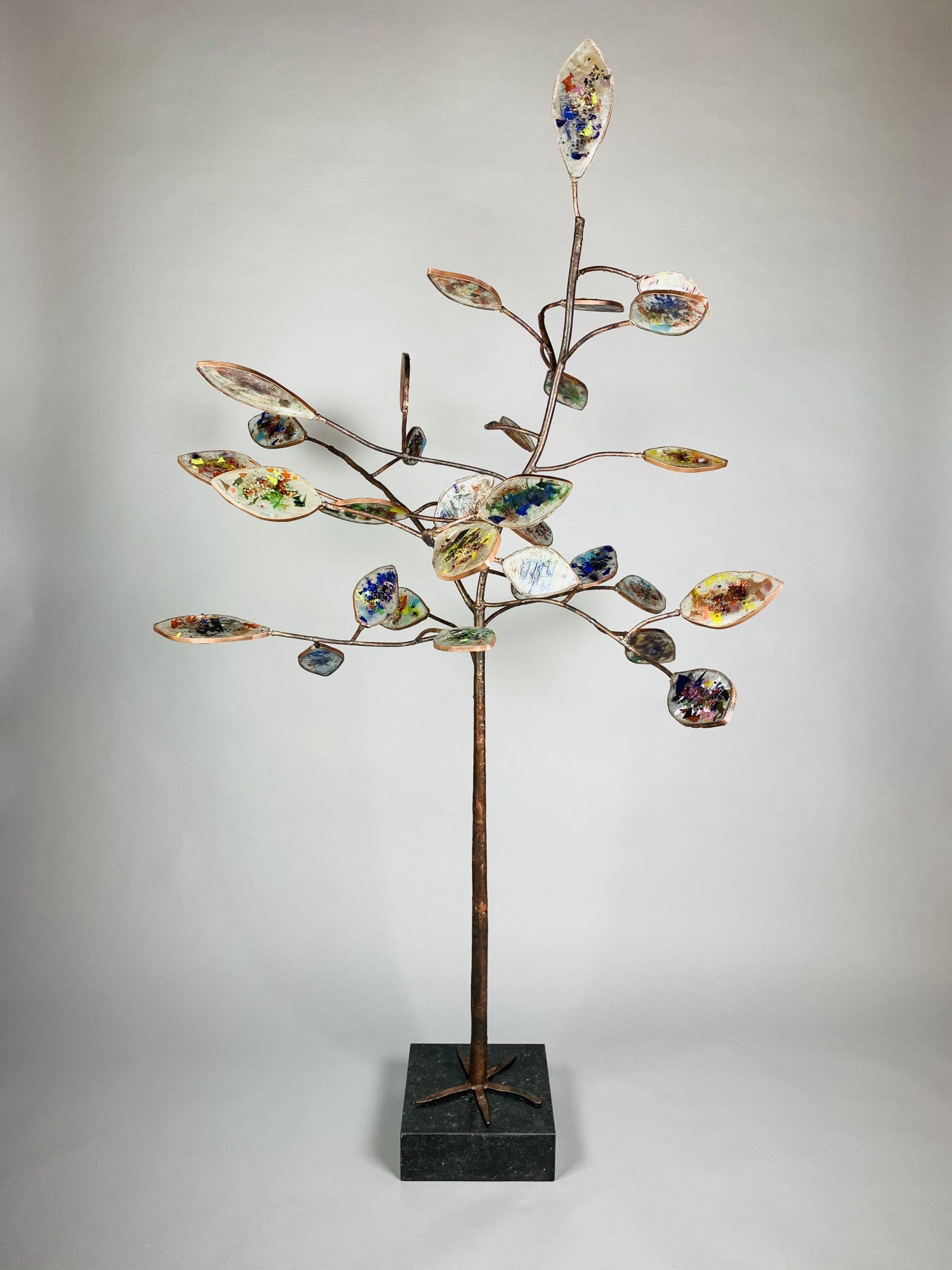 Tree of life 2,05 hoog x1,45x1,35 SJAAK SMETSERS 7