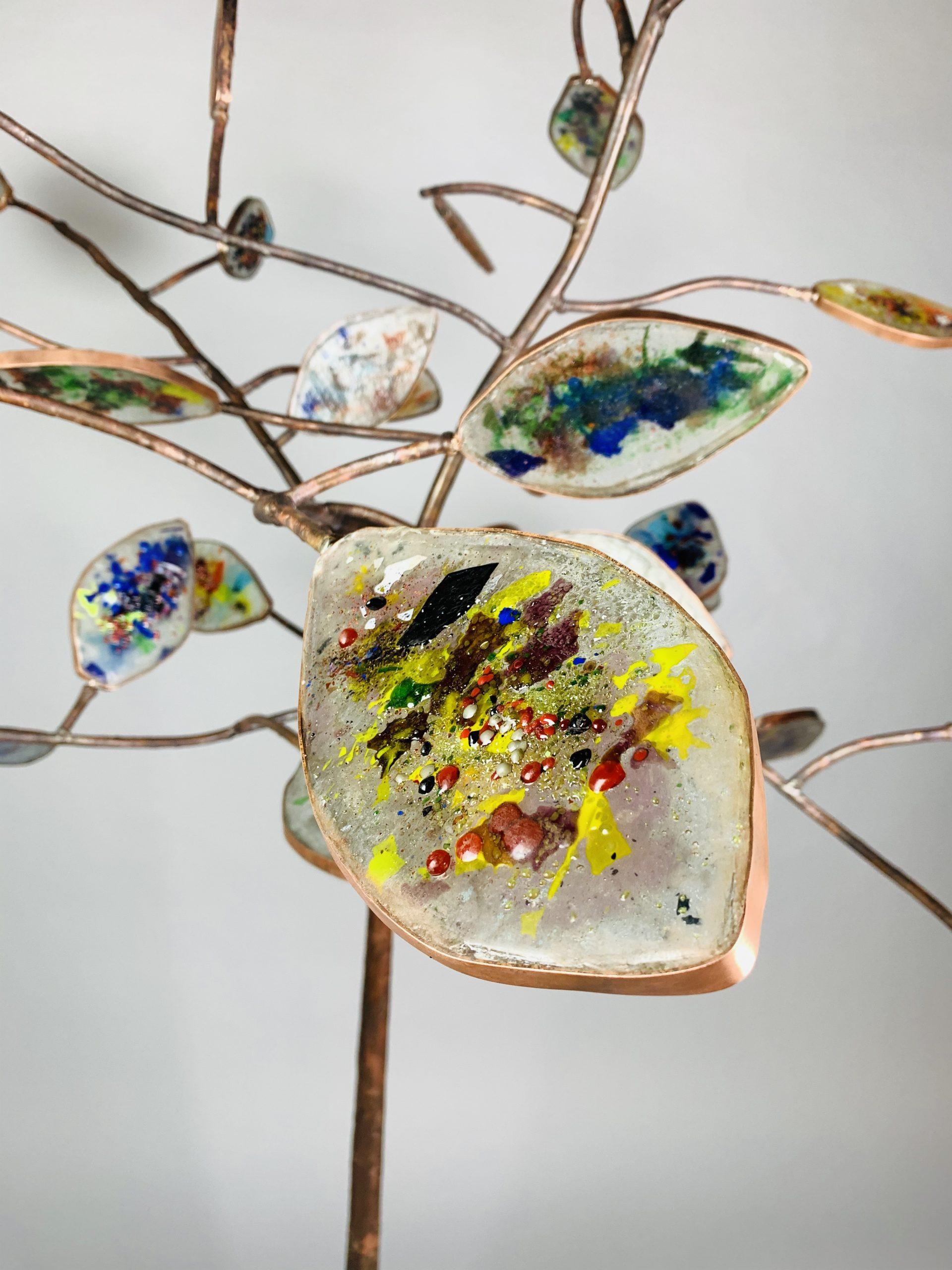 Tree of life 2,05 hoog x1,45x1,35 SJAAK SMETSERS 8