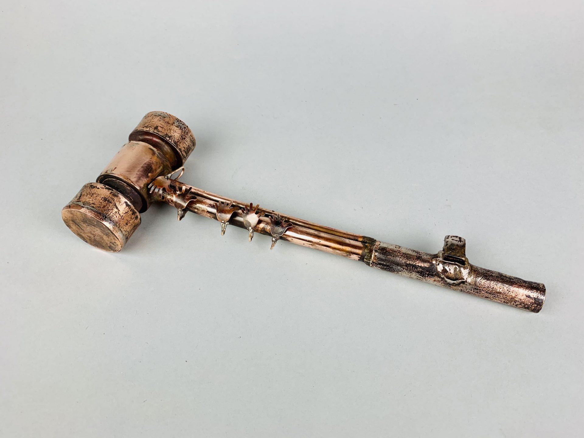 Hamer en fluit SJAAK SMETSERS 3