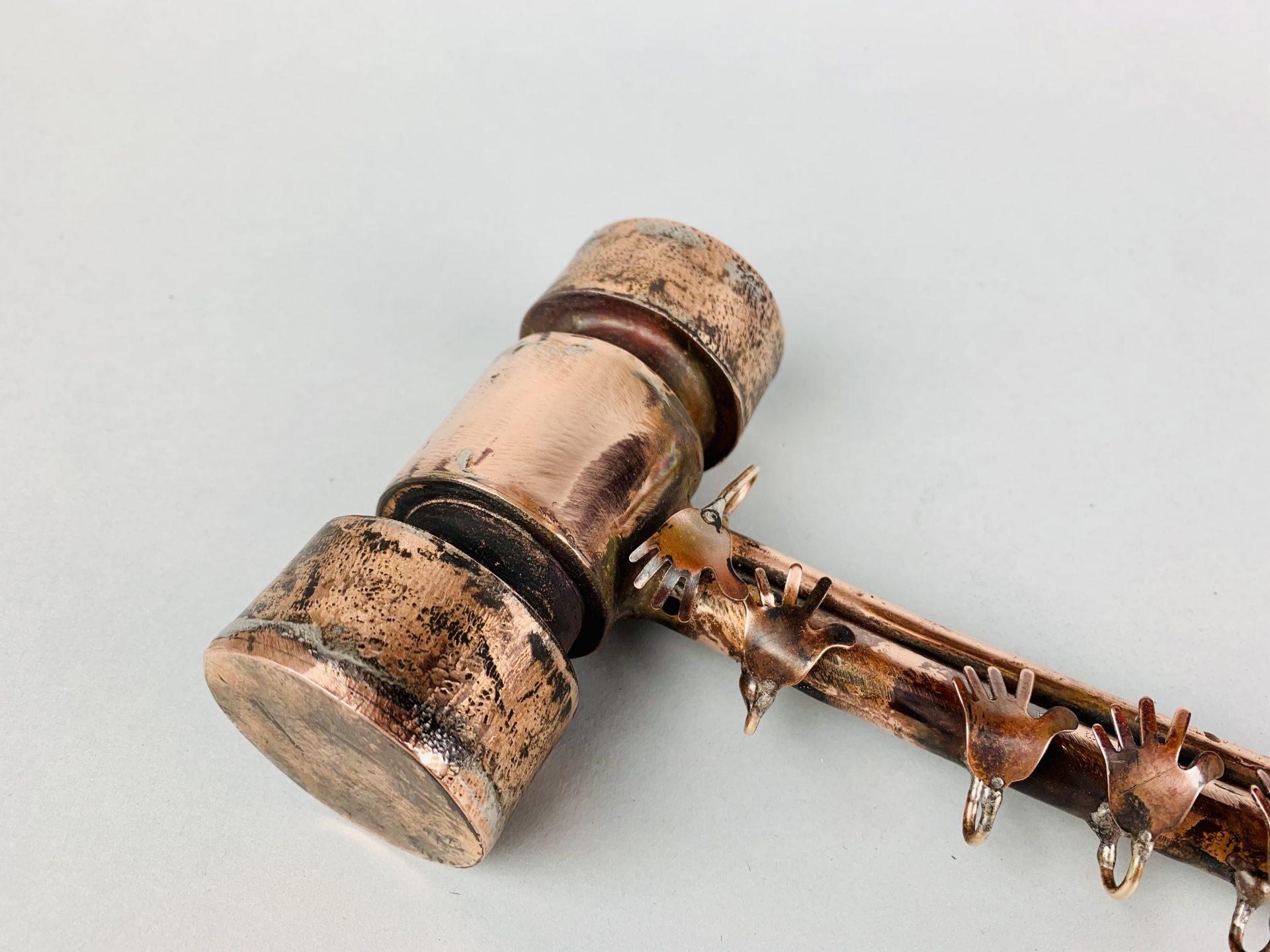 Hamer en fluit detail foto SJAAK SMETSERS 5