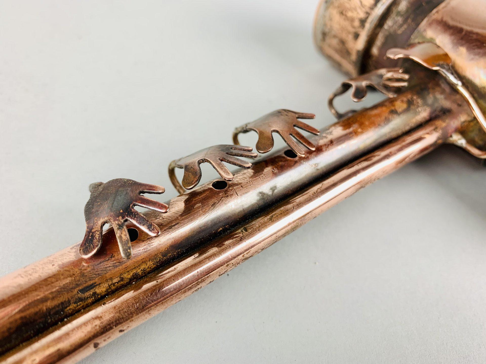 Hamer en fluit detail foto SJAAK SMETSERS 7