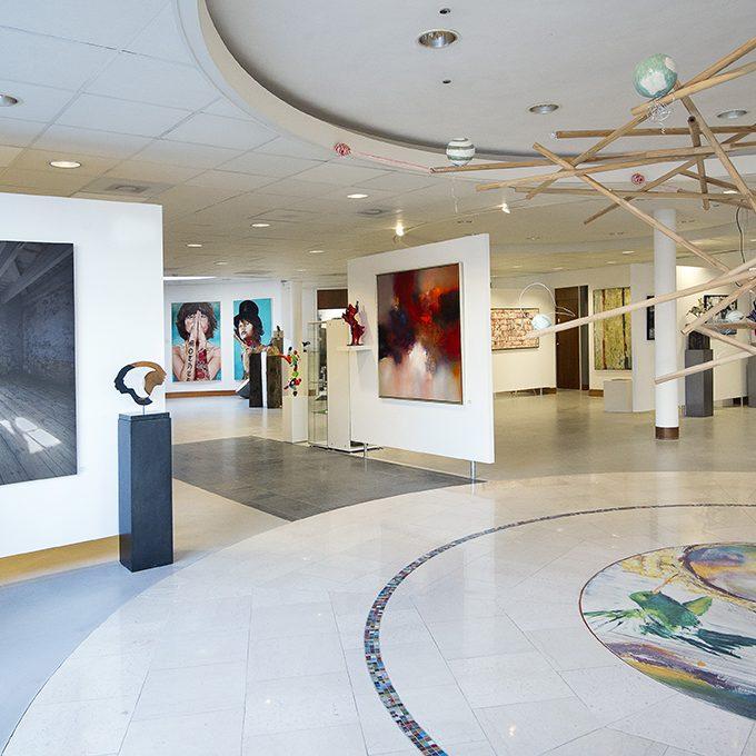 Ondernamen LW, Tamara Sille, Sille Kunst, expositie, gallerie,